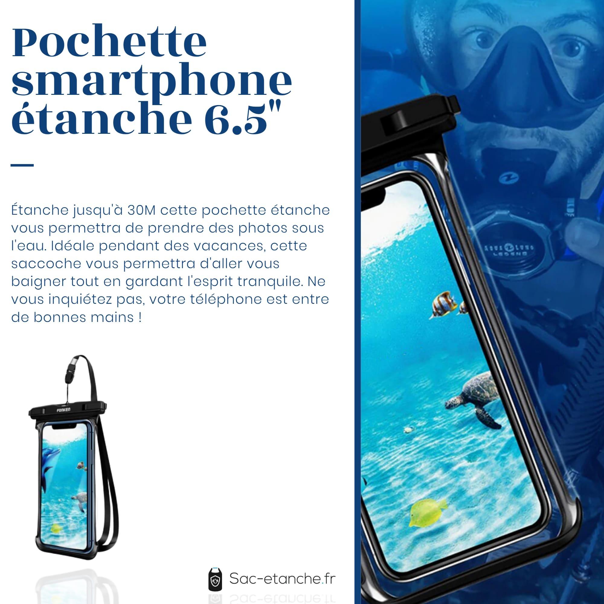 housse étanche smartphone 1