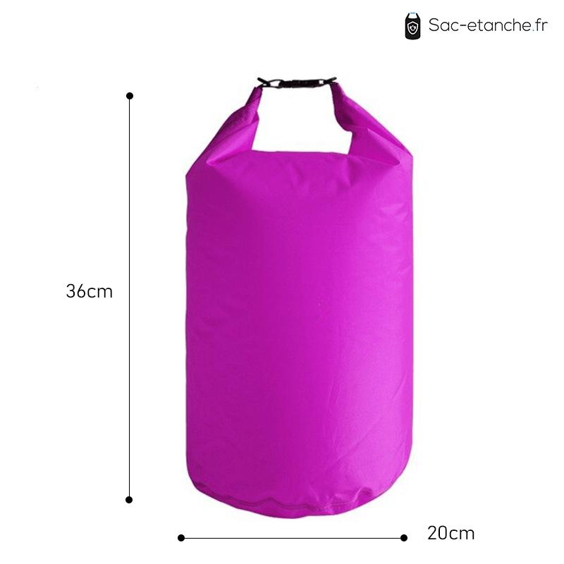 sac etanche 10l