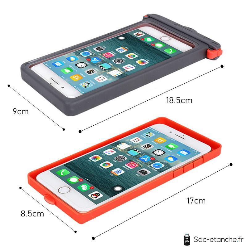 protection smartphone étanche