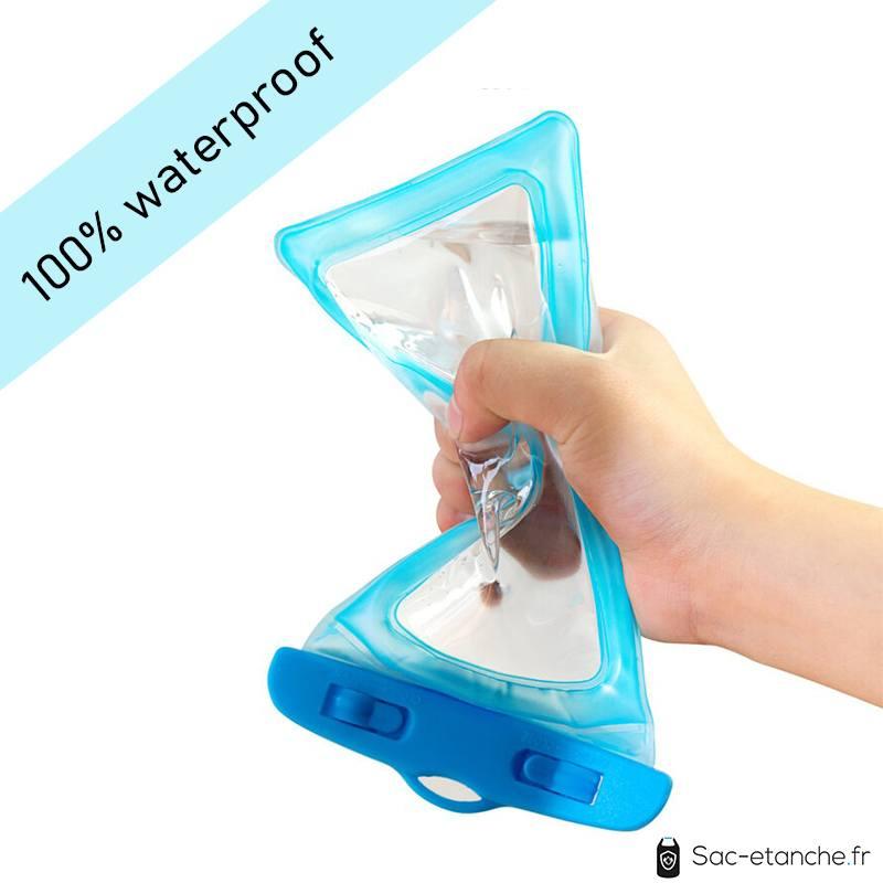 pochette pour smartphone étanche et flottante