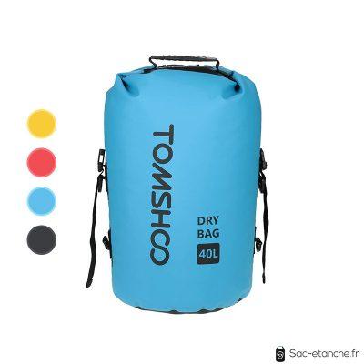 sac etanche tomshoo bleu