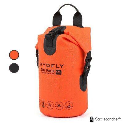 sac étanche hydfly orange