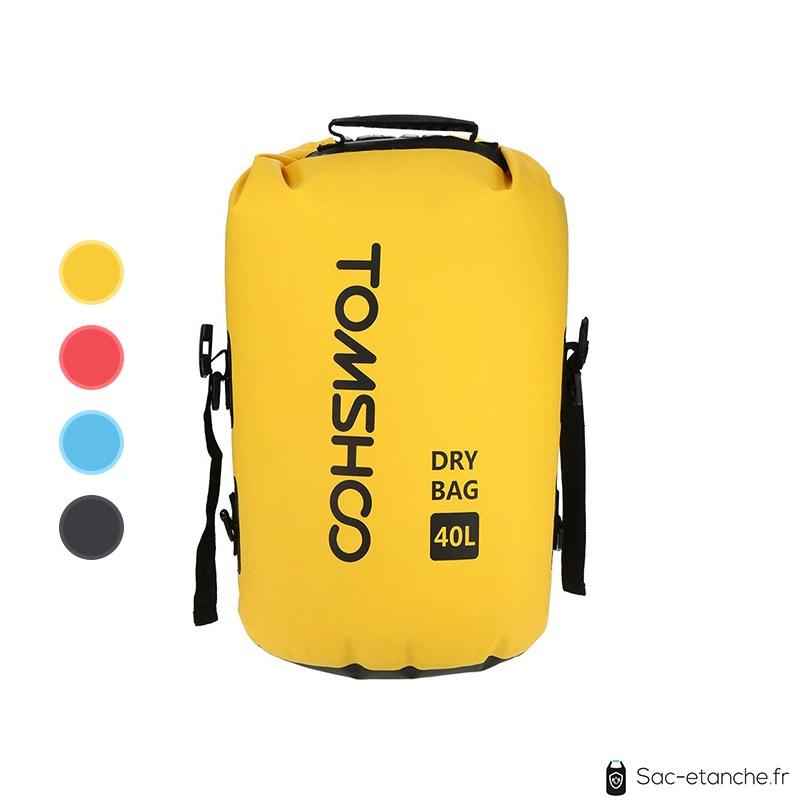 sac etanche tomshoo jaune