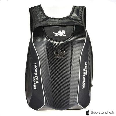 sac moto coque